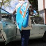Bag aus SUP-Resten